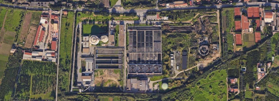 Upgrading of the wastewater treatment plant of Acque dei Corsari